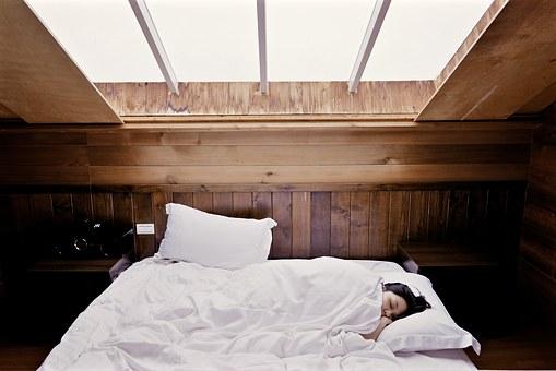 理想の寝具