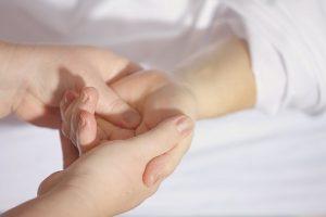 腱鞘炎のケア
