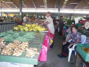 ナンディの市場