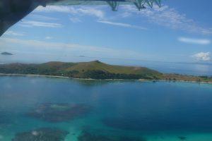 マナ島 全景