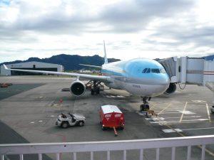 大韓航空 機材