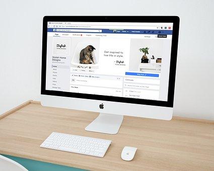 Facebook 画面